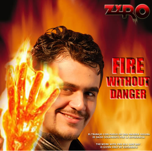 julio ibarra fire without danger