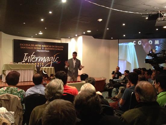 Joshua Jay Intermagic 2014