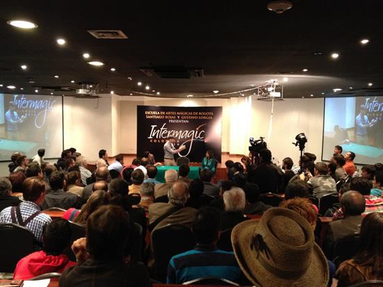 Pit Conferencia Intermagic 2014
