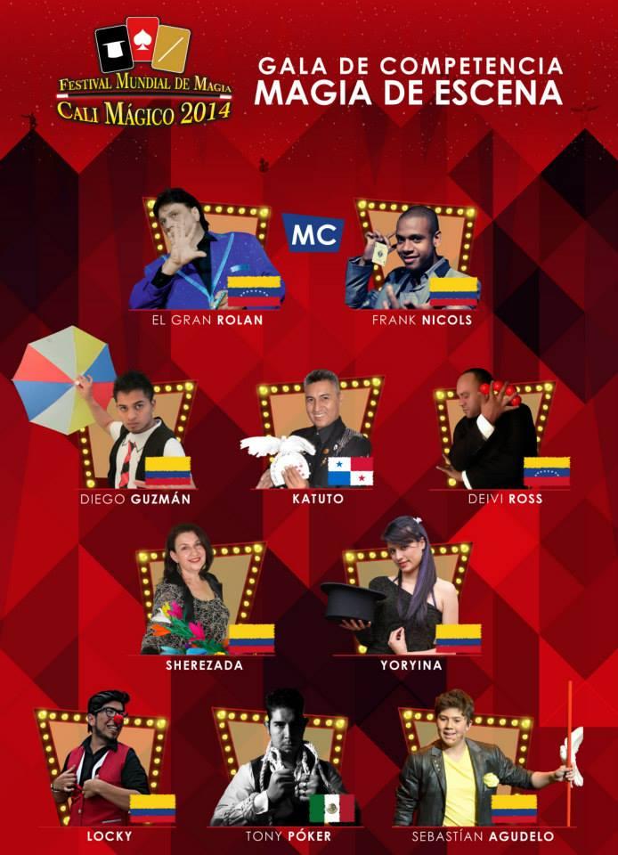 gala escena competencia cali magico 2014