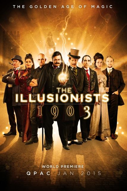 illusionists 1903