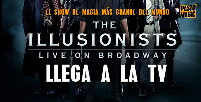 the illusionists tv