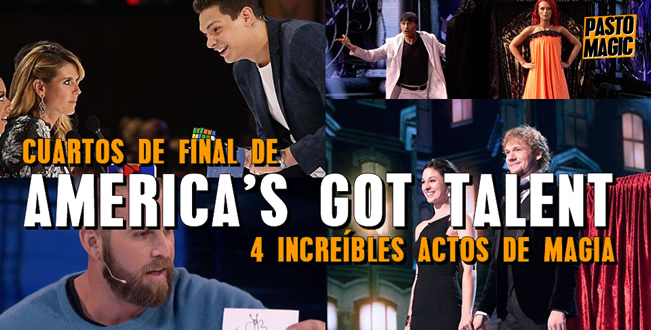 americas got talent quarter finals cuartos de final